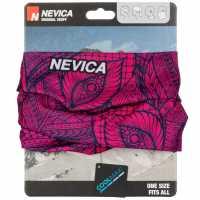 Outdoor Equipment Nevica Original Neckwarmer Red Petal Ски шапки
