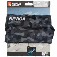 Outdoor Equipment Nevica Original Neckwarmer Black/Grey Ски шапки