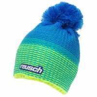 Reusch Enzo Beanie Hat Adults Briliant Blue Шапки с козирка
