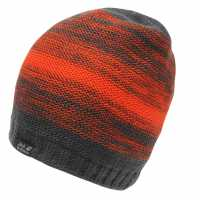 Jack Wolfskin Natural Fibre Hat Grey/Orange Шапки с козирка