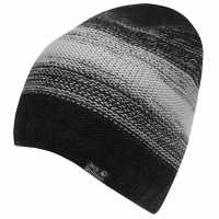 Jack Wolfskin Natural Fibre Hat Black/Grey Шапки с козирка
