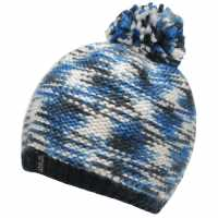 Jack Wolfskin Kaleidoscope Hat Unisex Adults Blue Шапки с козирка
