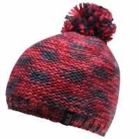 Jack Wolfskin Kaleidoscope Beanie Hat Junior Red Шапки с козирка