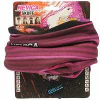 Nevica Reversible Skuff82 Purple Stripes Мъжки шапки и ръкавици