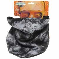 Nevica Facemask Skuff 82 Grey/Wht Mount Ръкавици шапки и шалове