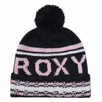 Roxy Gog Beanie Ld01 Anthracite Шапки с козирка