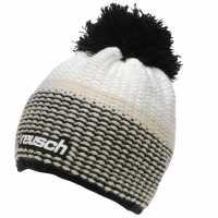 Reusch Enzo Beanie Hat Ladies Black Шапки с козирка