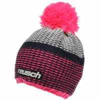 Reusch Enzo Beanie Hat Ladies Pink Шапки с козирка