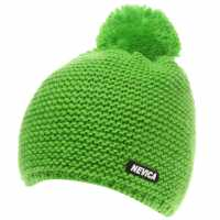 Nevica Kaprun Junior Boys Beanie Hat Green Шапки с козирка