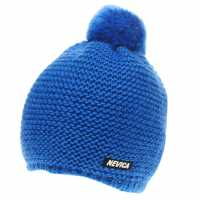 Nevica Kaprun Junior Boys Beanie Hat Bright Blue Шапки с козирка