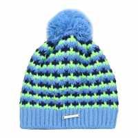 Nevica Brixen Beanie Hat Ladies Blue/Green Шапки с козирка
