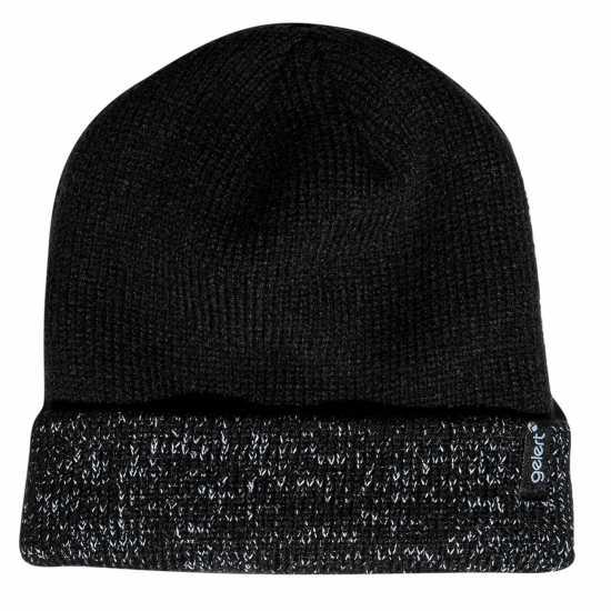 Gelert Мъжка Шапка Reflective Yarn Hat Mens  Шапки с козирка