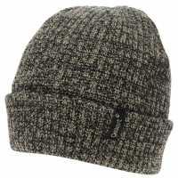 Gelert Мъжка Шапка Twist Yarn Hat Mens Charcoal Шапки с козирка