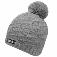 Eisbär Tobe Ski Hat Ladies Grey Шапки с козирка