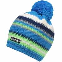 Eisbär Dakota Ski Hat Junior Blue/Green Шапки с козирка