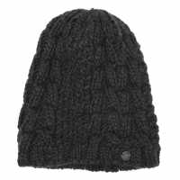 Roxy Showtime Beanie Ladies Charcoal Шапки с козирка