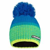 Reusch Enzo Beanie 01 Brilliant Blue Шапки с козирка