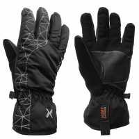 Extremities Cascade Gloves Ladies Black Ръкавици шапки и шалове