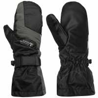 Eastern Mountain Sports Mountain Altitude 3 In 1 Mitts Mens Black Ръкавици шапки и шалове