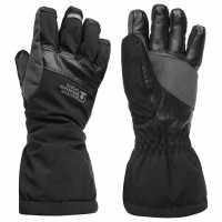 Eastern Mountain Sports Ascent Summit Gloves Ladies Black Ръкавици шапки и шалове