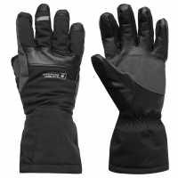Eastern Mountain Sports Ascent Summit Mens Gloves Black Ръкавици шапки и шалове