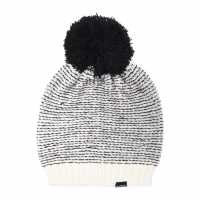 Oneill Herring Beanie Womens Powder White Шапки с козирка