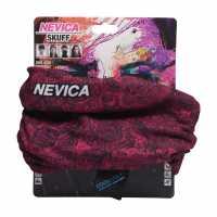 Nevica Reversible Skuff Pink Paisley Ски шапки