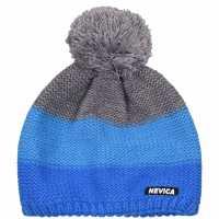 Nevica Banff Beanie Mens Blue/Grey Шапки с козирка