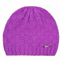 Nevica Meribel Beanie Womens Purple Шапки с козирка