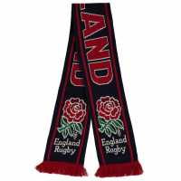 Team Rugby Rugby World Cup 2019 England Rugby Scarf  Ръкавици шапки и шалове