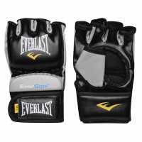 Everlast Мъжки Ръкавици Strike Multi-Purpose Gloves Mens Black/Grey Боксови ръкавици