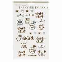 Uncut Fancy Bridal Tattoos  Подаръци и играчки