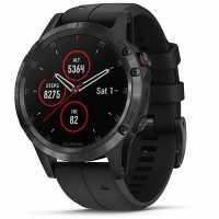 Outdoor Equipment Garmin Fenix 5 Plus Sapphire Gps Watch
