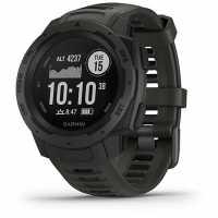 Outdoor Equipment Garmin Instinct Gps Watch  Часовници