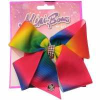 Miso Mimi Bow Junior Girls Rainbow Аксесоари за коса