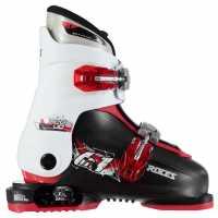 Roces Idea Up Junior Ski Boots Black/Red Ски обувки