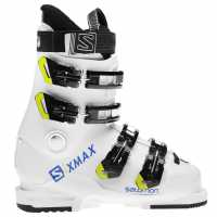 Salomon X Max 60T L Juniors Ski Boots White Ски обувки