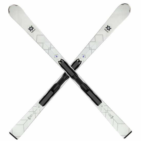 da792dec50c Volkl Flair Ski Set Ladies White Ски