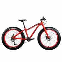 Muddyfox Goliath Snr91 Red Планински велосипеди