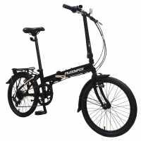 Muddyfox Evolve100 Folding Bike Black Шосейни и градски велосипеди