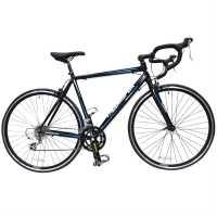 Muddyfox Race 200 Road Bike Black/Blue/Whte Шосейни и градски велосипеди