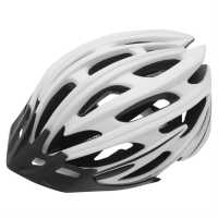 Muddyfox Pure All Terrain Bike Helmet Adults White Каски за колоездачи