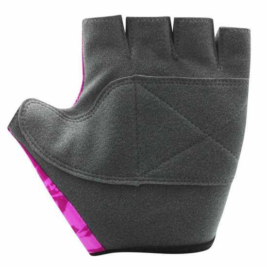 Cosmic Cycling Mitts Girls Pink Ръкавици за колоездене
