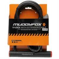 Muddyfox Extension U Lock  Колоездачни аксесоари