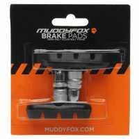 Muddyfox V Brake Pads 55mm Резервни части за велосипеди