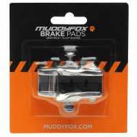 Muddyfox Caliper  Brake Pads Black Резервни части за велосипеди