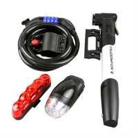 Muddyfox Light Lock And Pump Set Black Подаръци и играчки
