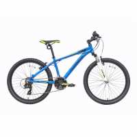 Muddyfox Anarchy24 Kids Mountain Bike Black Планински велосипеди