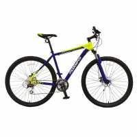 Muddyfox Colossus300 Navy/Lime Планински велосипеди
