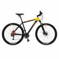 Muddyfox Colossus500 Black/Yellow/Rd Планински велосипеди